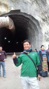 Tunnel Lamabagar Chhyotar